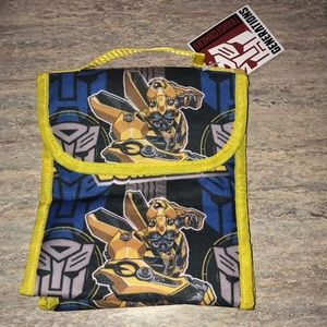 NEW Transformers Insulated Bag